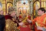 Благодатный Огонь из Храма Гроба Господня встретили в Алма-Ате
