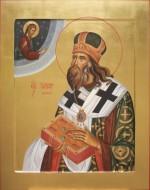 Икона Тихона Задонского